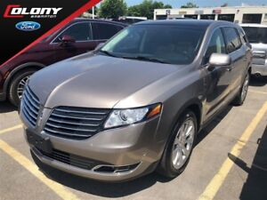 2018 Lincoln MKT 0.99% FINANCING, DUAL DVD'S, ADAPT CRSE!