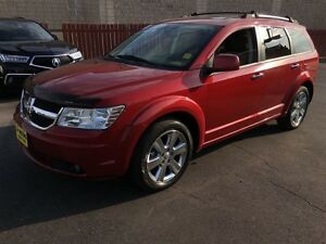 2009 Dodge Journey R/T, Automatic, Leather, Sunroof, Heated Seat