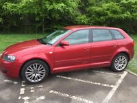 2007 (57) Audi A3 TFSI Sport low mileage FSH 2 owners