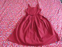 GIRLS 'LINDY BOP KIDS' RED DRESS AGE 11-12YRS