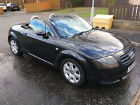 Stunning 2004 Audi TT Roadster 1.8 (150bhp) Very Low Miles, Reluctant Sale Bargain!!