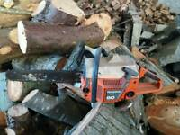 Husqvarna 50 Rancher chainsaw