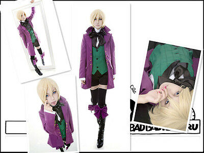 Black Butler Alois Trancy Version 3 cosplay kostüm New ()