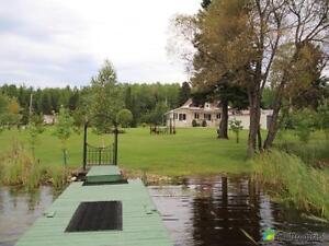 229 000$ - Domaine et villa à vendre à Lac-Bouchette Lac-Saint-Jean Saguenay-Lac-Saint-Jean image 5
