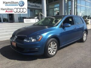 2015 Volkswagen Golf Trendline TDI BACK UP CAMERA