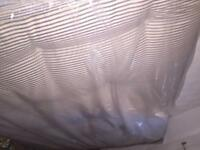 Double orthopaedic mattress unused and in packaging