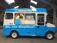 Ice Cream Van- Rare Bedford Morrison catering van