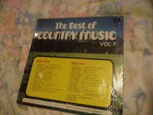 VARIOUS COUNTRY LP'S (BEST COUNYRY MUSICS  VOL 7) St. John's Newfoundland image 5