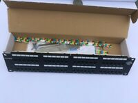 Systimax 48-Way Patch Panel