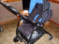 MaxiCosi baby push chair