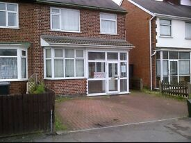 SIZZLING SINGLE ROOM £250/£150DEPOSIT ALL INC, 24 HOUR HEATING..RUSHEY MEAD LE4 7GB, EMPLOYED ONLY