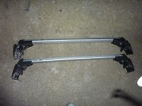 Roof bars for VW Polo 2004