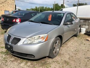 2009 Pontiac G6 CALL 519 485 6050 CERTIFIED