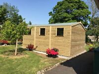 High Quality Sheds, Playhouses, Stables & Dog Kennels for Sale