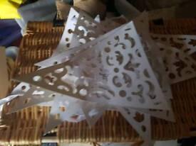 Wedding/party/craft items