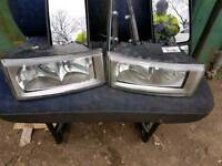 Iveco Daily headlamps 2005 model