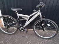 Apollo Impact unisex mountain bike