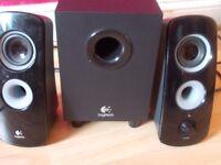 Logitech speakers 30w