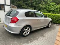 BMW 1 series automatic 3door