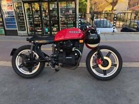 1980 CX 500 Cafe Racer