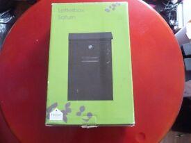 POST BOX NEW IN BOX £8 TEXT 07905374262