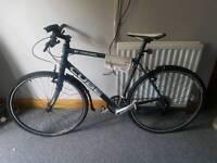 Cube bicycle cross road bike
