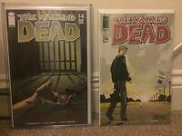 Walking Dead comic bundle