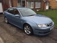 Saab 1.9 diesel. Big sat nav, leather interiour. Full service history all recipts provided.