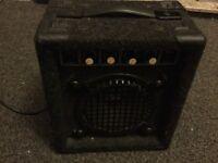 Ripper guitar amp