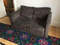 good condition grey sofa bed --FREE!