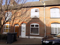 3 Bedroom House with Garden, close to Town Centre, Train Station, Motorway, No DSS