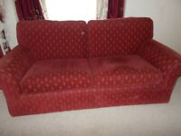 2 x Marks & Spencer Canterbury Fix Design Large 2 Seater Sofas (will sell separately)