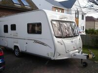 FOR SALE - 2006 BAILEY SENATOR VERMONT SERIES FIVE - 2 BERTH CARAVAN