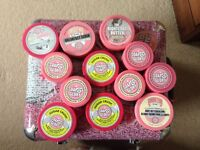 Soap and glory body butters