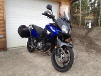 Great full farkled adventure motorcycles for INCREDIBLE PRICES