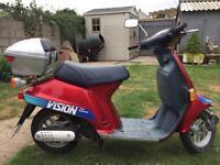 Honda NE50 moped 49cc