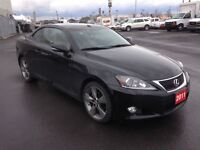 2011 Lexus IS250C Convertible  Navigation