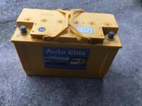 Caravan battery 105ah