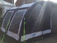 Kampa airpro 260 caravan awning good condition