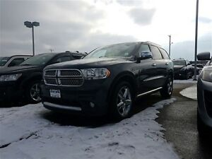 2013 Dodge Durango Citadel *Leather* *Heated Seats* *7-Passenger