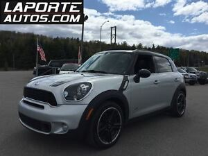 2013 MINI Cooper Countryman COOPER S ALL4 *MOON ROOF*