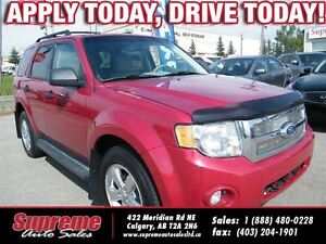 2010 Ford Escape XLT 3.0L 4X4/H.SEATS/R.START/DVD/LEATHER