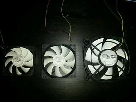 Pc case fans pwm