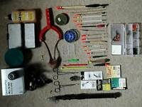 COURSE FISHING GEAR, IDEAL CHILD OR BEGINNER