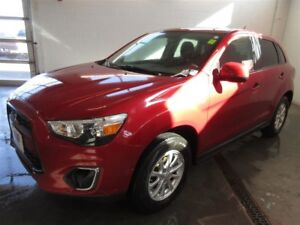2015 Mitsubishi RVR SE- 4x4! ALLOYS! BLUETOOTH! HEATED SEATS!