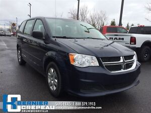 2013 Dodge Grand Caravan SE **A/C, CRUISE, PRISE AUX**