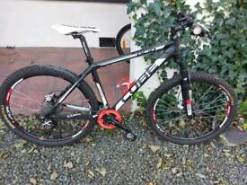 Mens mountain bike Cube acid 18""