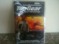 TOP GEAR STUNT CHALLENGE DVD- NEW SEALED
