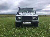 Land Rover DEFENDER 110 2.4 TDi XS Station Wagon 5dr