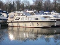 freeman 24ft cabin cruiser in excellent condition